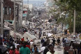 Reuters Haiti Earthquake Image