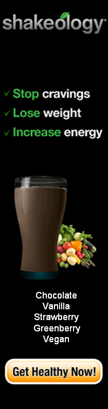 Shakeology - stop cravings, lose weight, increase energy