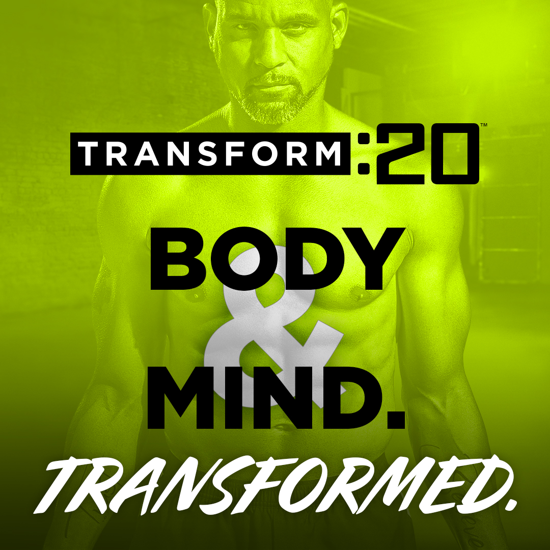 Transform :20 with Shaun T