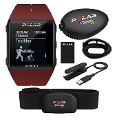 Polar V800 Multisport Watch with Stride Sensor
